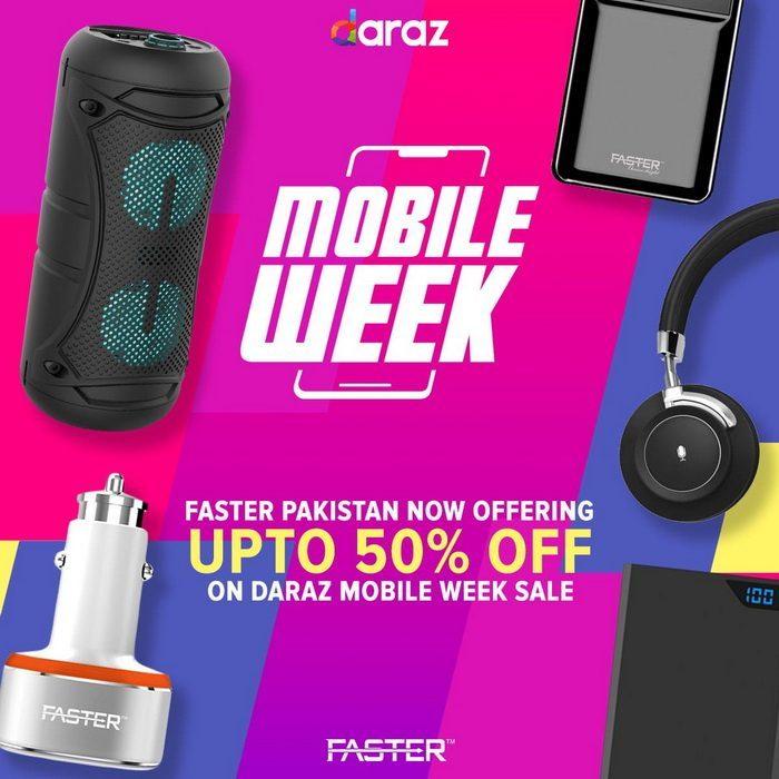 Daraz Deal Mobile Week 2020