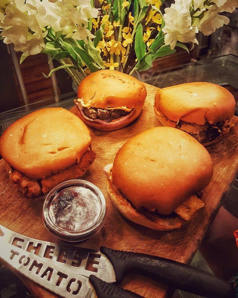 Four New Varieties of OMG Burgers