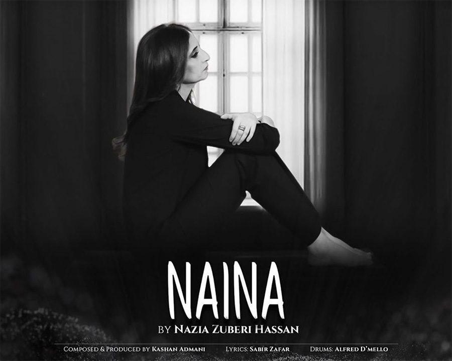 Naina Pakistani Song by Nazia Zuberi Hassan